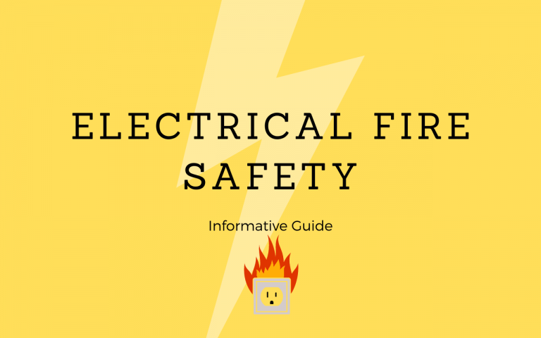 Electrical Fire Safety - Electrical Services Glasgow