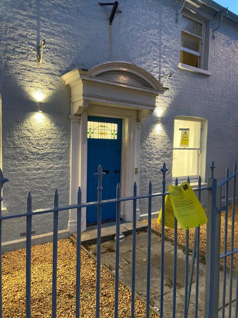 Christchurch Dental Practice 16 - Electrical Services Glasgow