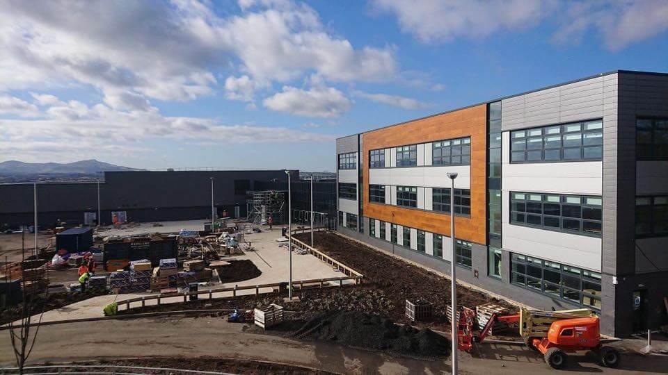 Newbattle High School - Glasgow Electrician