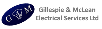 Logo - Gillespie & McLean Electrical Services LTD Glasgow