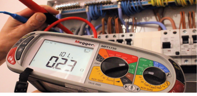 Electrician Glasgow - Gillespie & McLean Electrical Testing Equipment