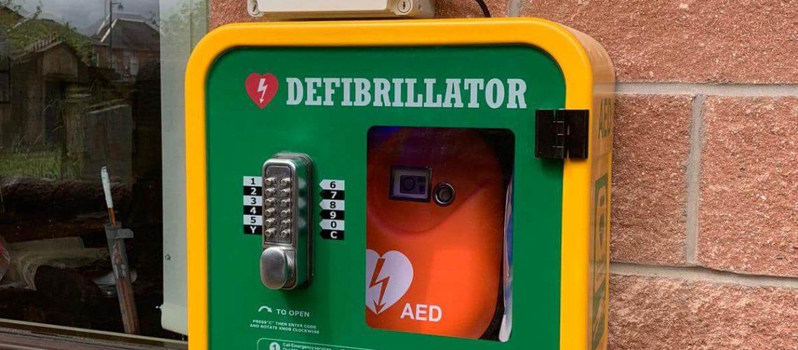 Glasgow Electricians - Free installations defibrillators